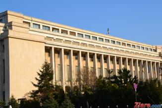 Guvernul Grindeanu a fost votat in Parlament, dupa audieri fulger in comisii