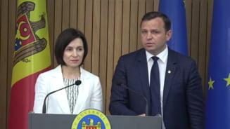 Guvernul Maia Sandu promite consolidarea relatiilor cu UE si pedepsirea oligarhilor fugiti din tara