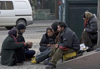 Guvernul Norvegiei vrea sa expulzeze cersetorii romani