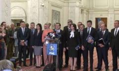 Guvernul Orban a depus juramantul. Iohannis: Ma tem de ce vor gasi noii ministri in ministere