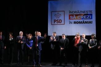 Guvernul PSD-ALDE va avea cel putin patru ministere in plus fata de Guvernul Ciolos