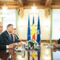 Guvernul Ponta, criticat la intalnirea lui Iohannis cu delegatia FMI
