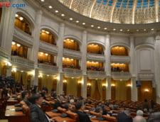 Guvernul Ponta, la mana Parlamentului: Vot pe motiunea de cenzura
