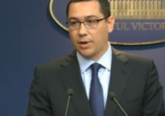 Guvernul Ponta, remaniat - vezi reactii