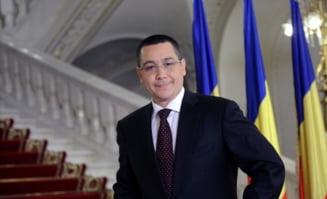 Guvernul Ponta II, aproape cel mai mare din UE - doar Franta are mai multi ministri