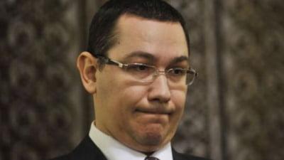 Guvernul Ponta are deja probleme mari cu justitia