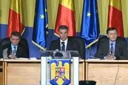 Guvernul Ponta2 a depus juramantul - Ce le-a urat Basescu noilor ministri