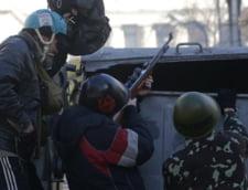 Guvernul Ucrainei cere populatiei sa predea armele: Orice foc tras, pretext pentru ocuparea tarii