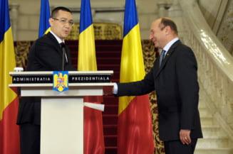 Guvernul Victor Ponta - vezi noile ministere si ministri