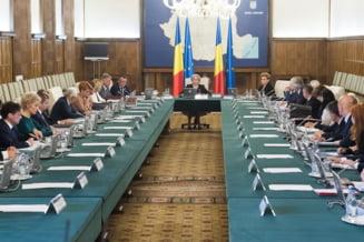 Guvernul a adoptat proiectul de lege care ii permite lui Dragnea sa faca strategia Romaniei pana in 2040