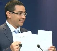 Guvernul a adoptat un memorandum privind referendumul: Aduna date de peste tot