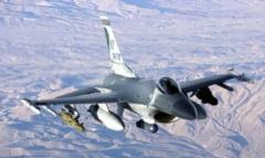 Guvernul a aprobat achizitia de avioane F-16 de la Portugalia - cat ne costa (Video)