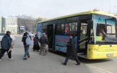 Guvernul a aprobat azi Proiectul de Ordonanta de urgenta prin care autobuzele imprumutate de STP pot circula legal