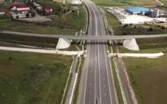 Guvernul a aprobat nodul rutier de pe autostrada A10 in valoare de 32 milioane de lei, realizat la initiativa staretului manastirii Dumbrava