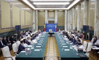 Guvernul a aprobat rectificarea bugetara fara avizul obligatoriu al CSAT