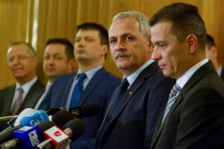 Guvernul a decis sa abroge ordonanta care modifica Codurile Penale