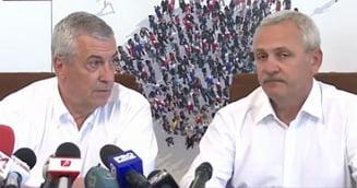 Guvernul a informat PSD si ALDE ce ordonante vrea sa dea. Dragnea spune ca nu a convocat inca Parlamentul