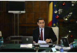"""Guvernul a modificat urgent Legea Educatiei pentru Ponta. Cum va putea """"scapa"""" de titlul de doctor"""