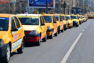 Guvernul a pregatit o ordonanta de urgenta care va afecta Uber, Taxify, Clever si Star Taxi. Motivul: Au denaturat concurenta