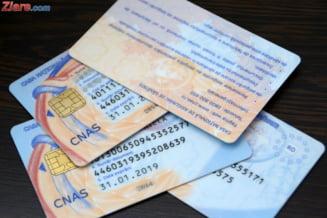 Guvernul a prelungit valabilitatea cardurilor de sanatate pentru ca nu are bani. Vor expira din 2020