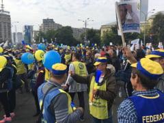 Guvernul admite ca unele salarii scad de la 1 ianuarie. Angajatii din Sanatate nu renunta la proteste