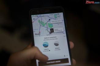 Guvernul adopta azi OUG Uber, pentru legalizarea ridesharing-ului