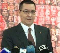 Guvernul anunta oficial plecarea lui Ponta la Bruxelles