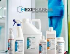 Guvernul ar vrea sa preia Hexi Pharma, dar instanta mentine interdictia firmei de a produce biocide