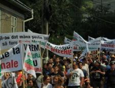 Guvernul da drumul exploatarii la Rosia Montana: Opozantii ies in strada