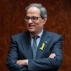 Guvernul de la Madrid a aprobat noul executiv al Cataloniei