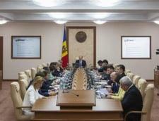 Guvernul din Republica Moldova a fost demis