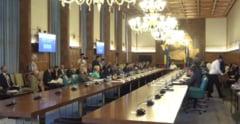 Guvernul discuta OUG de modificare a Codurilor Penale, in forma dorita de Dancila: Cresc pedepsele pentru omor, viol si rapire
