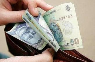 Guvernul discuta cu sindicatele Legea salarizarii unice