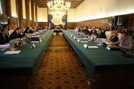 Guvernul isi asuma raspunderea pe plafonarea salariilor pe 18 aprilie