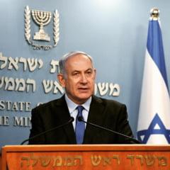 Guvernul israelian de coalitie a primit votul in Parlament. Netanyahu promite sa anexeze Cisiordania