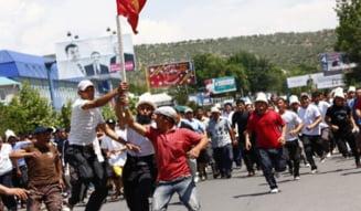Guvernul kirghiz a decretat starea de urgenta in sudul tarii