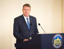 Guvernul moldovean a fost demis: Reactia lui Klaus Iohannis
