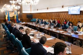 Guvernul nu a adoptat nici azi ordonantele pe Justitie, cerute insistent de Dragnea