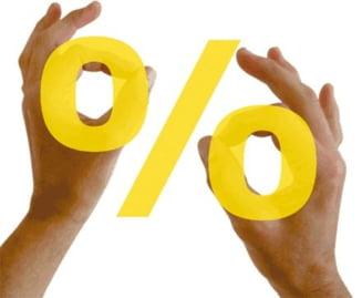 Guvernul nu mai poate majora TVA: Limita maxima in UE este de 25%