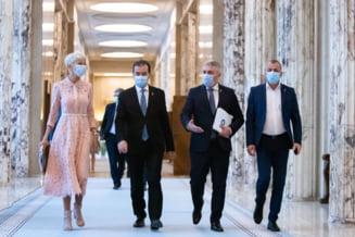 """Guvernul se va reuni luni in sedinta pentru a aproba prelungirea starii de alerta. Orban: """"Am agreat sa permitem reluarea adunarilor publice"""""""