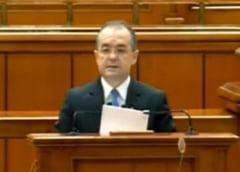 Guvernul si-a angajat raspunderea pe comasarea alegerilor si promovarea magistratilor la ICCJ