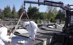 Guvernul spaniol a inghetat preturile serviciilor funerare. Incepusera sa faca profit din suferinta