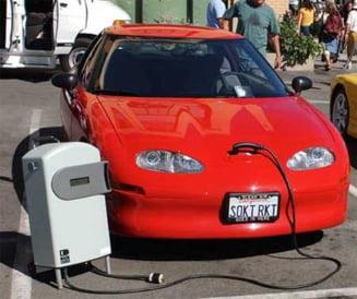 Guvernul va acorda subventii de 20 la suta din pretul masinilor electrice