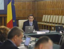Guvernul va da aviz negativ la pensiile parlamentarilor, anunta Victor Ponta. Si da vina pe FMI