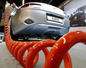 Guvernul va stimula producerea si cumpararea de masini electrice
