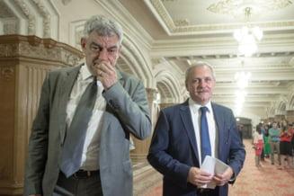 Guvernul vrea sa anuleze legea care i-a interzis lui Dragnea sa fie premier si ca functionarii sa poata sta in posturi pana ajung in arest