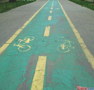 Guvernul vrea sa faca piste de biciclete conectate cu tarile europene