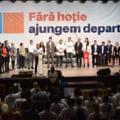Guy Verhofstadt participa la mitingul organizat vineri in Bucuresti de Alianta 2020 USR PLUS