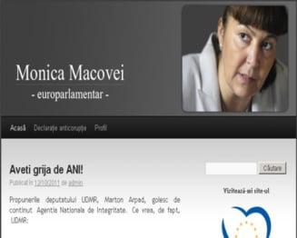 Gyorgy Frunda: Monica Macovei vrea o puscarie pentru toata Romania