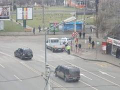 HARTA: Cat vor ocoli pietonii dupa desfiintarea trecerii din Targu Cucu. Iesenii, revoltati